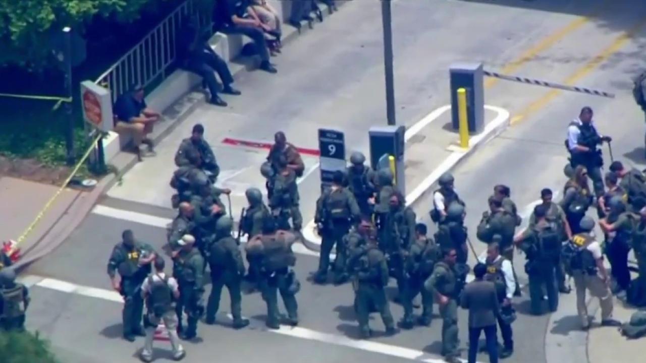 UCLA shooter story unfolds