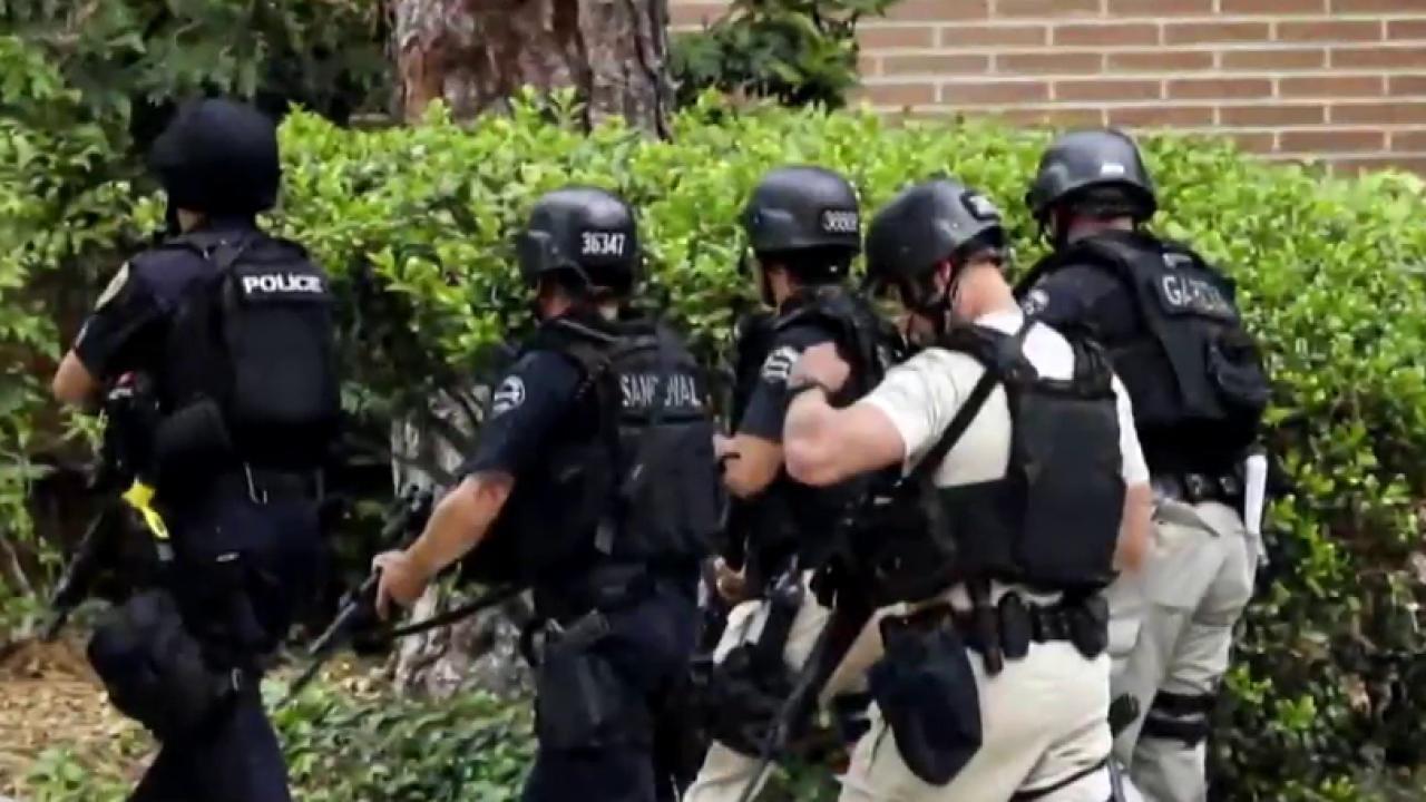LAPD Chief: Gunman had kill list