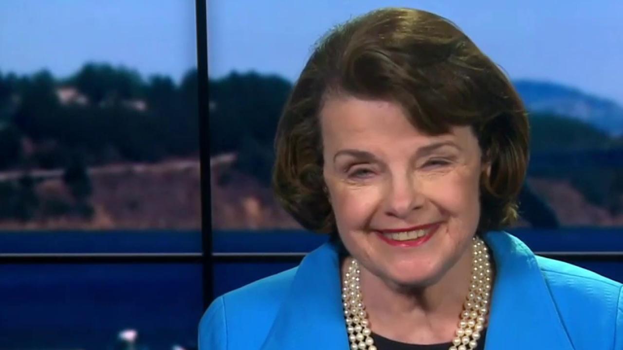 Sen. Feinstein: Hillary is a uniter, not a...