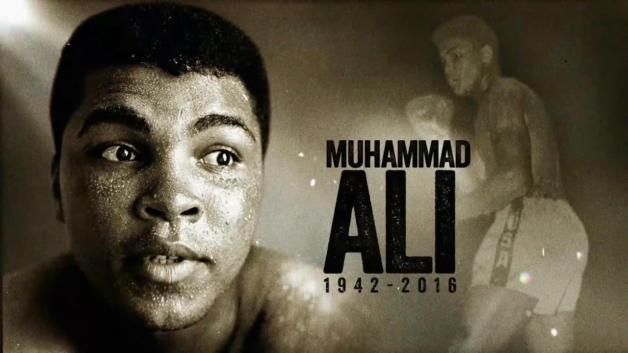 muhammad ali documentary essay