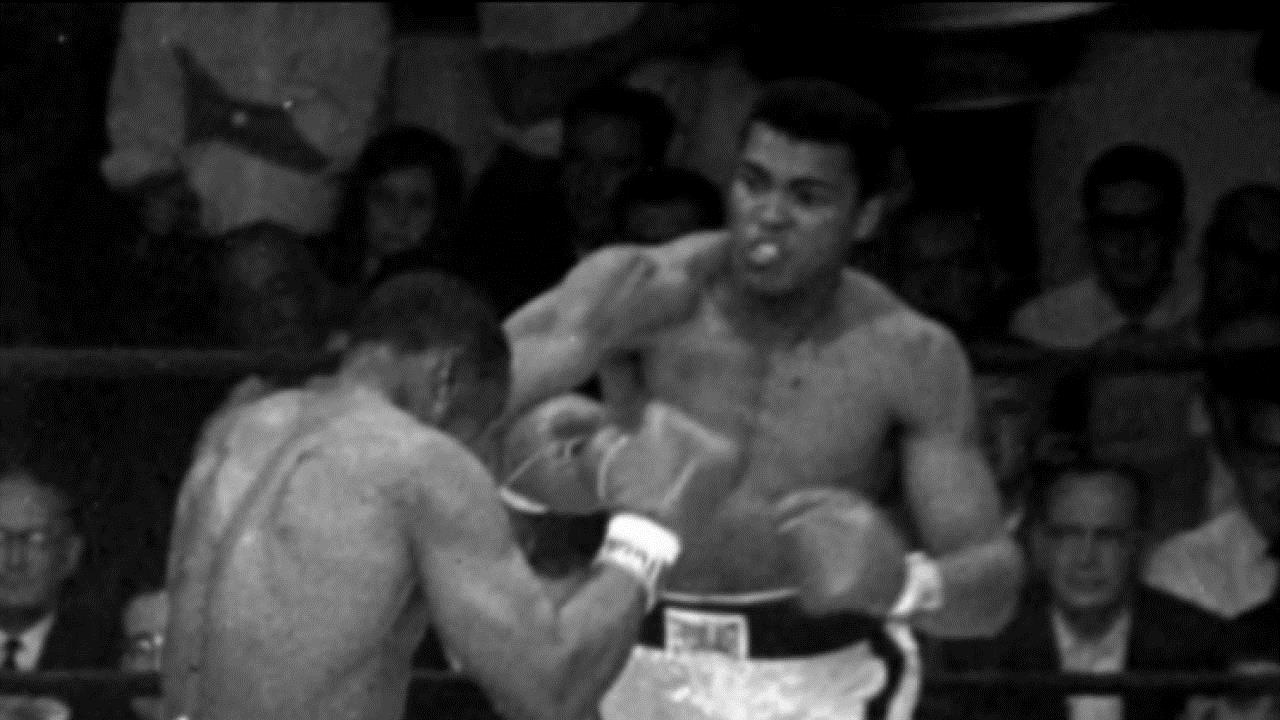 Muhammad Ali brought attention to politics
