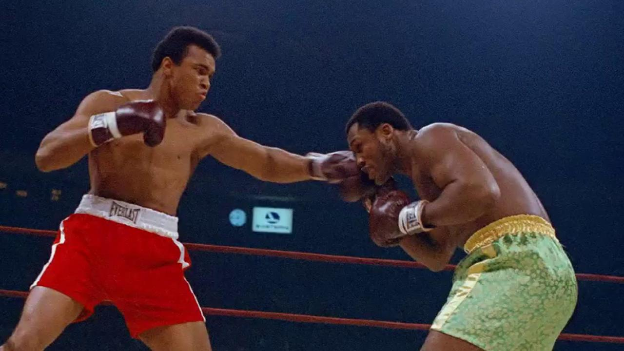Defining Muhammad Ali's place in the...