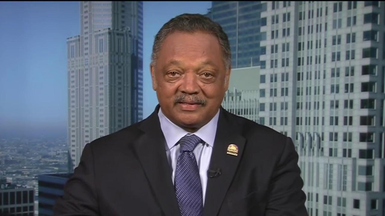Rev. Jesse Jackson: Ali 'conquered all foes'