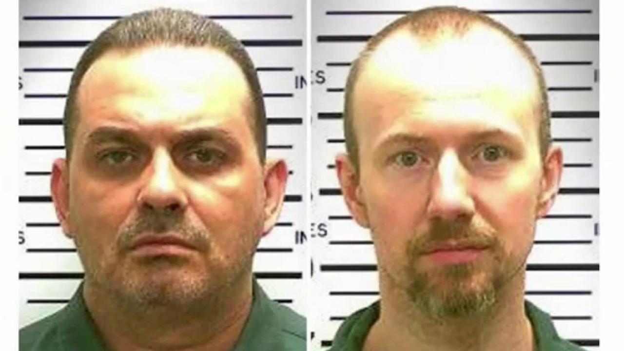 Report released on New York prison break