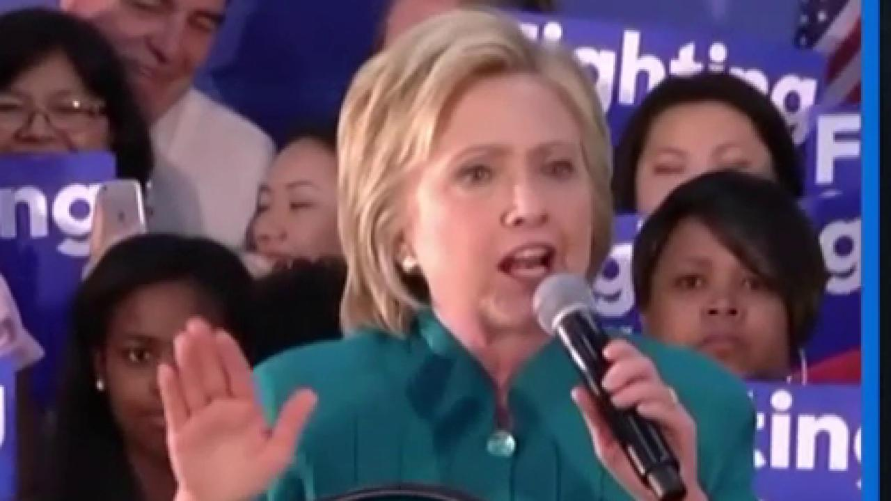 Clinton looks for big win in New Jersey