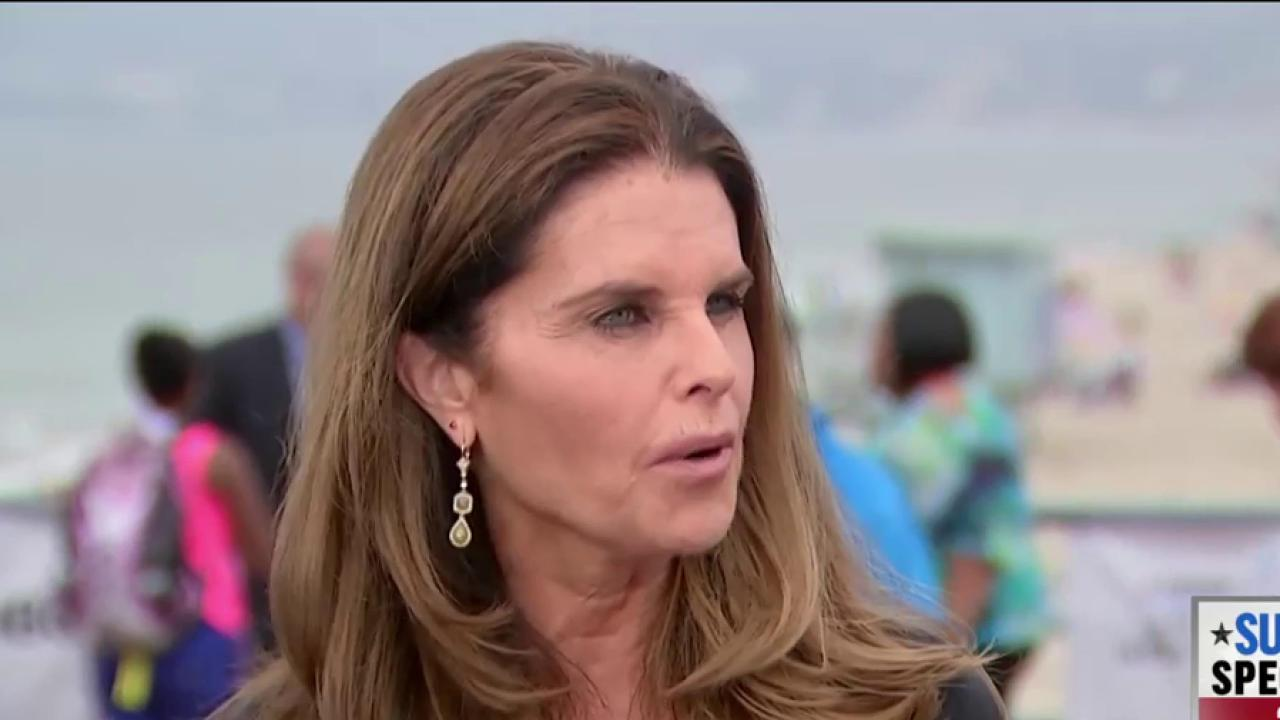 Maria Shriver: This is a big moment