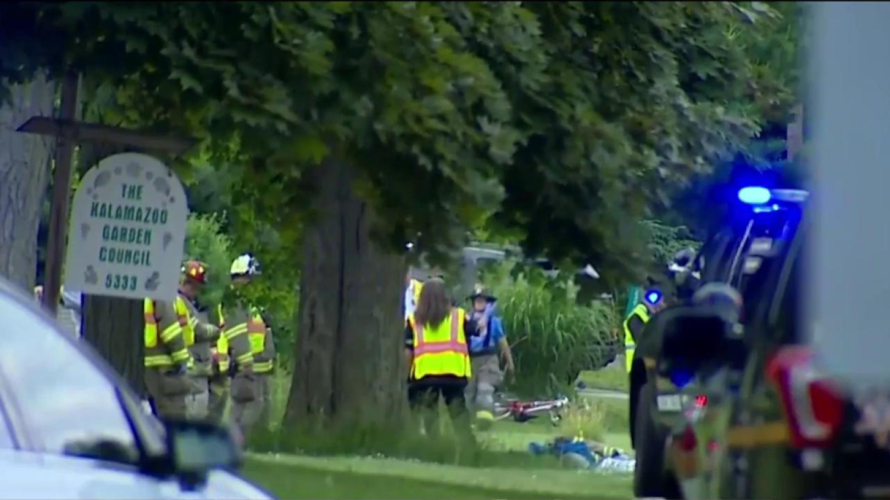 Five dead in Michigan after truck accident