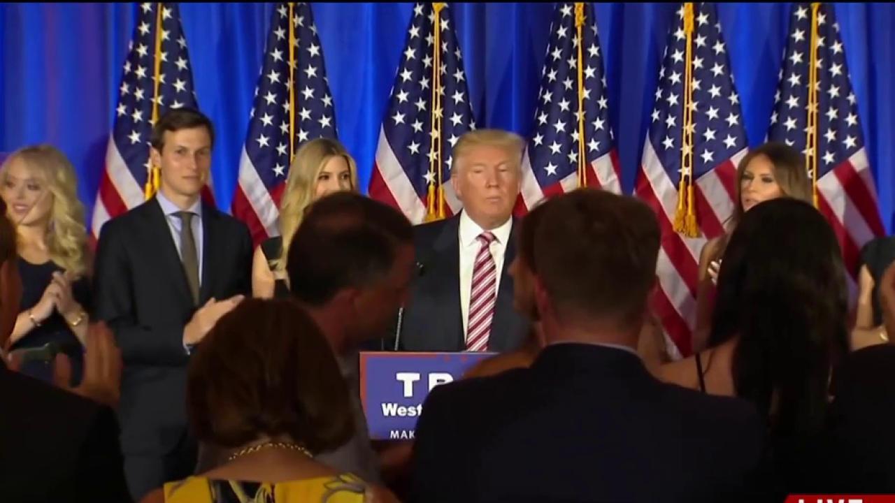 Some Republicans Discuss Anti-Trump Convention Coup