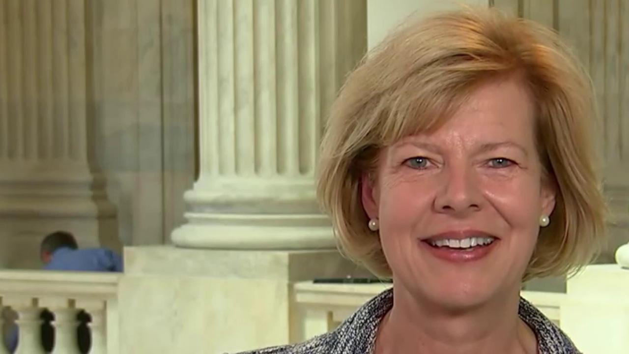 Sen. Baldwin on how to unite Democrats