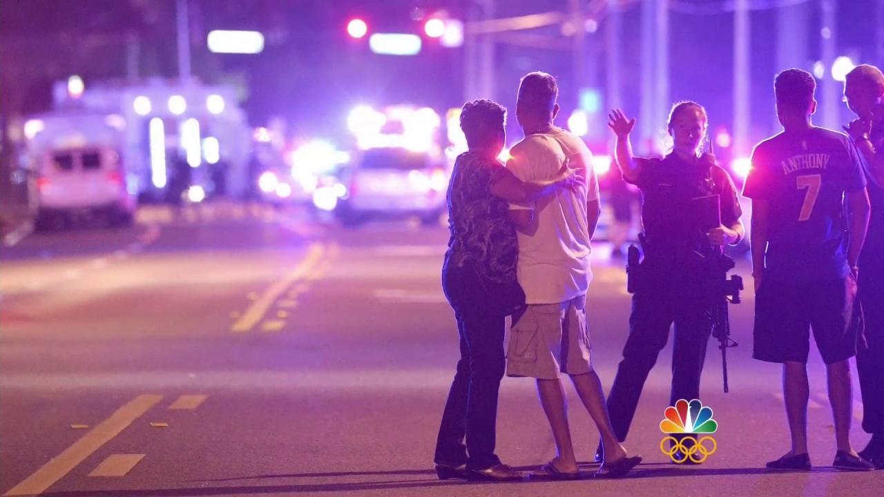 Orlando Nightclub Shooting: Mass Casualties After Gunman Opens Fire
