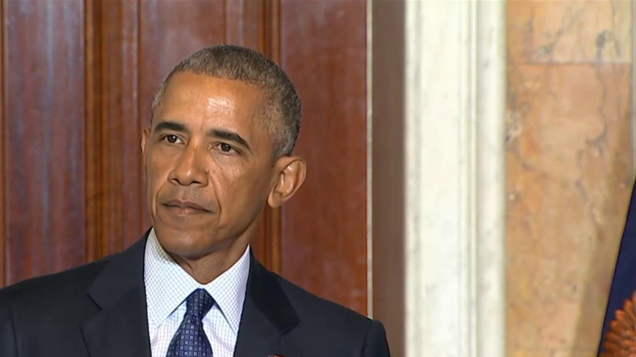 Obama: 'Radical Islam' label a distraction