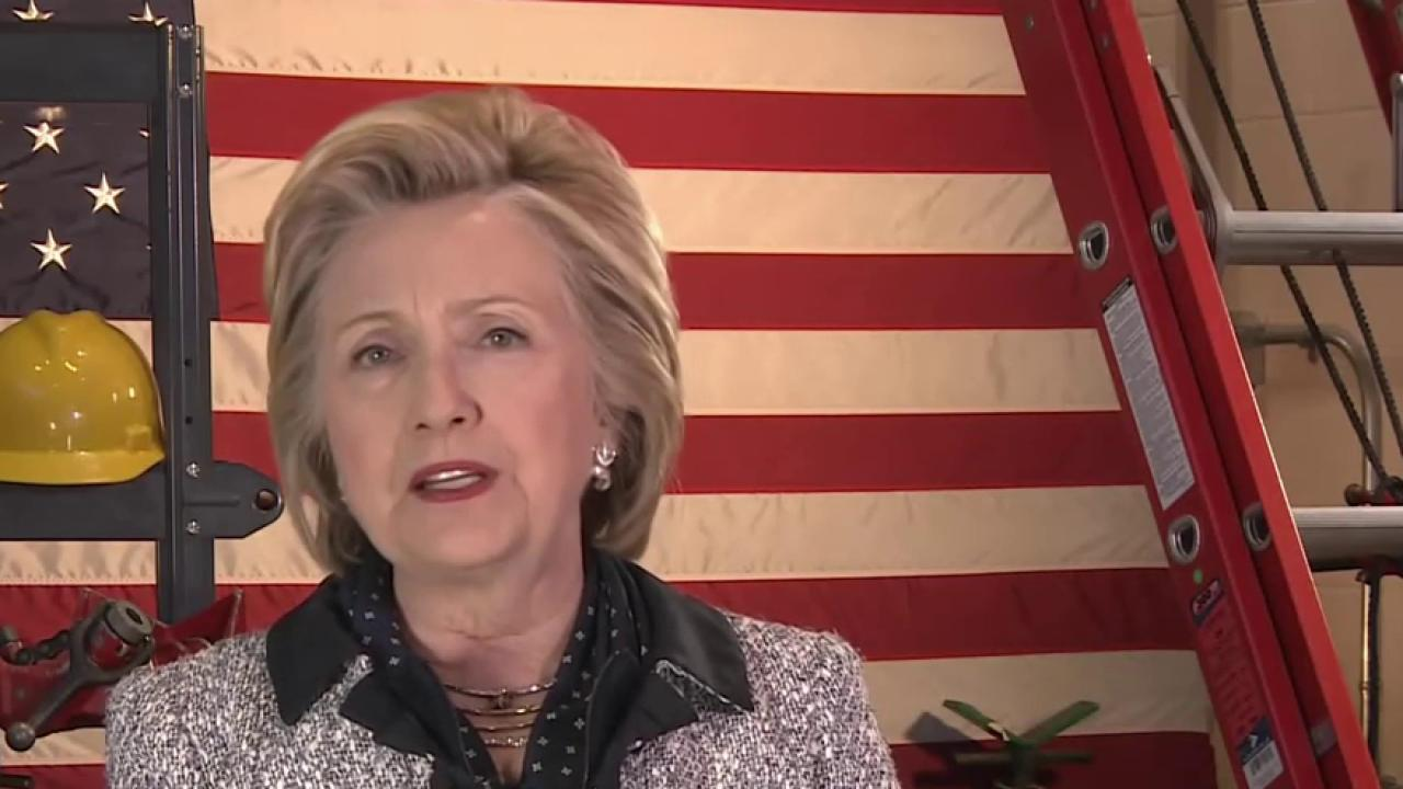 Clinton: 'I am heartbroken over this'