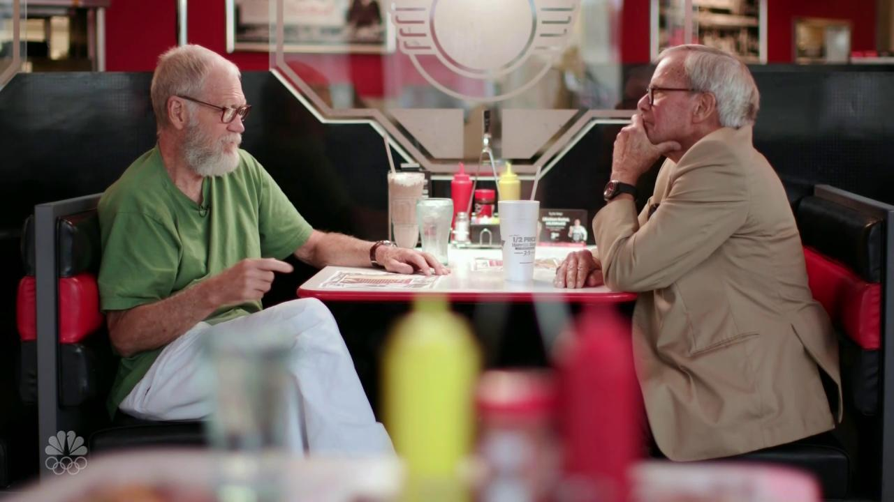 On Assignment: David Letterman