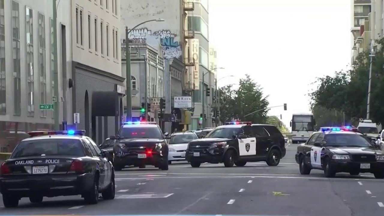 Oakland Police Department, Mired in Scandal, Loses 3 Chiefs in 9 Days