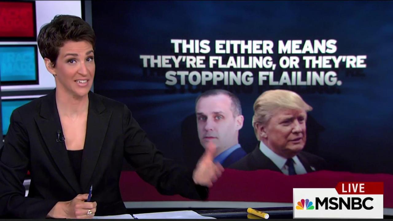 Firing comes as Trump campaign falters
