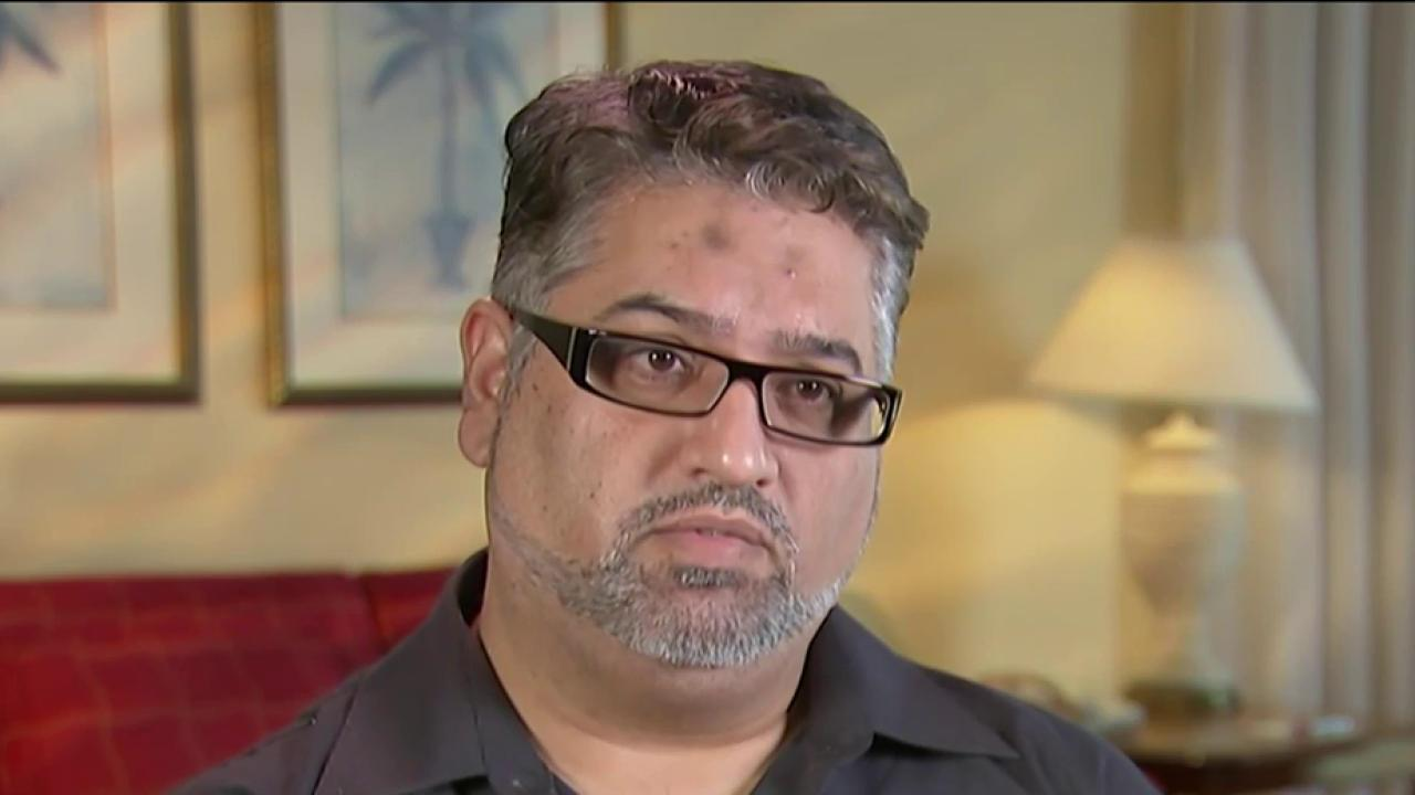 Man claims he reported Orlando gunman to FBI