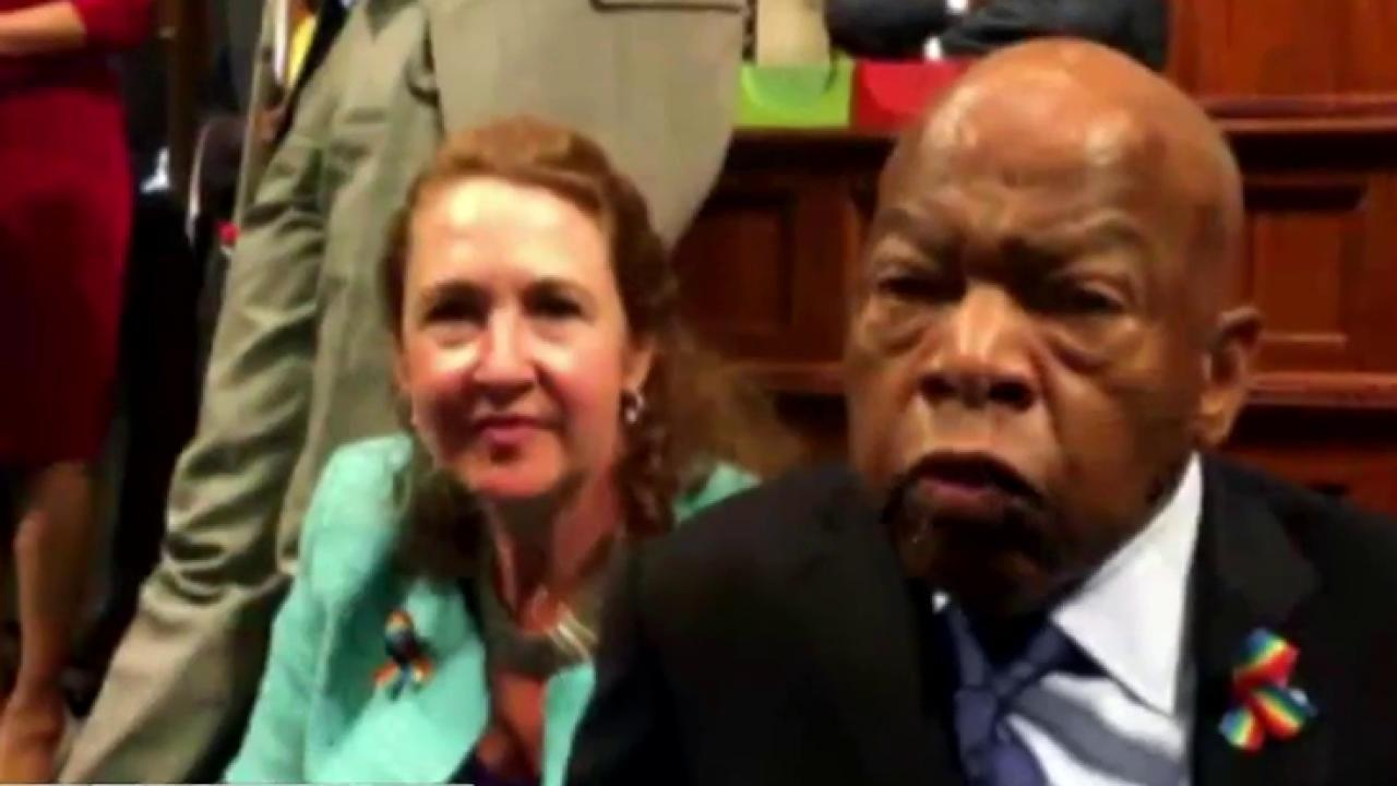 Dems Hold Sit-In On House Floor Over Guns