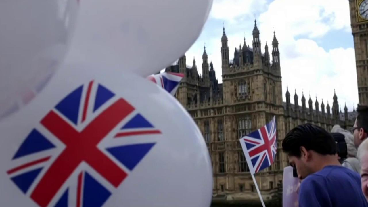 Race of the Day: Brexit