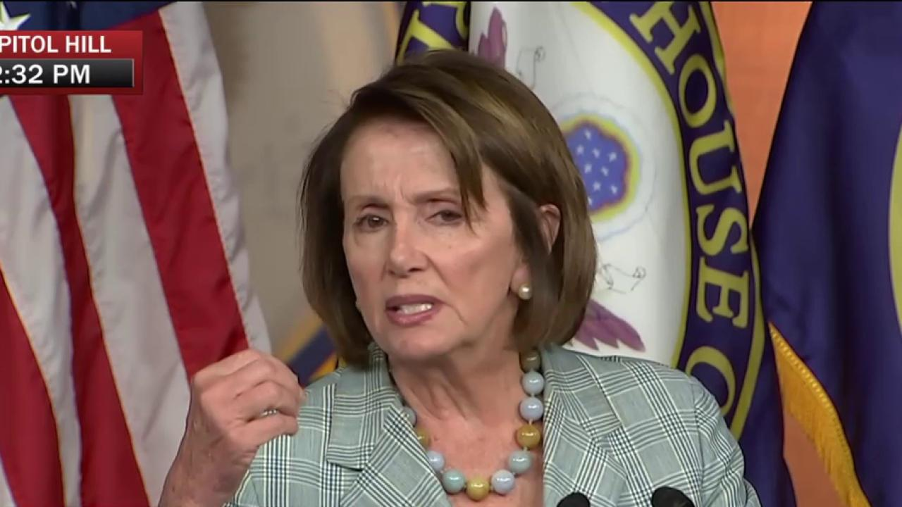 Nancy Pelosi: We raised our voices