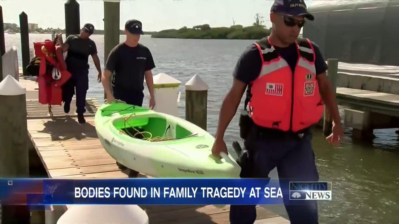 Second Body Found in Search for Missing Florida Family