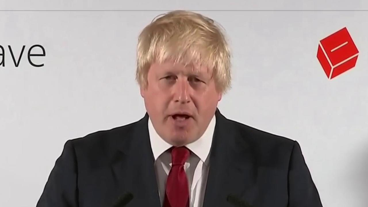 Is Boris Johnson trying out for PM role?