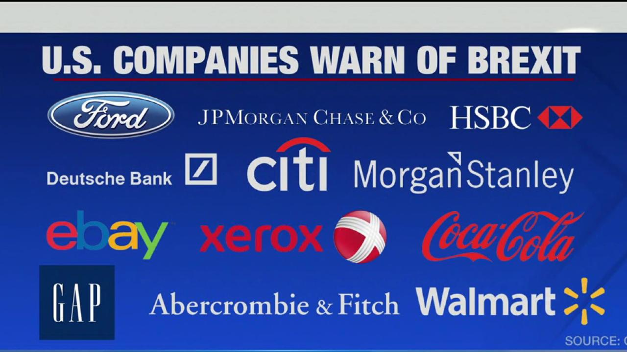 Corporations might lay off over Brexit