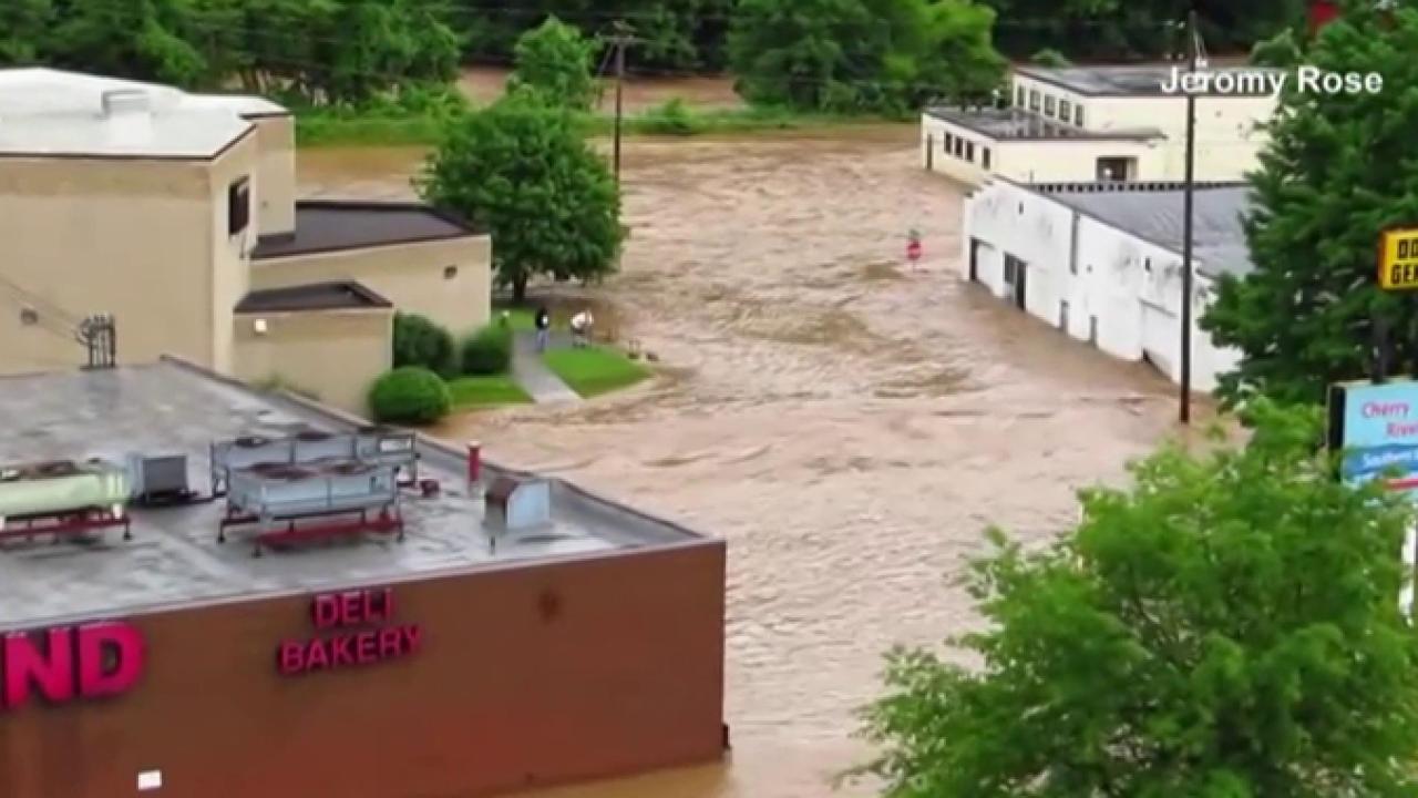 14 dead in West Virginia flooding: WV Gov.