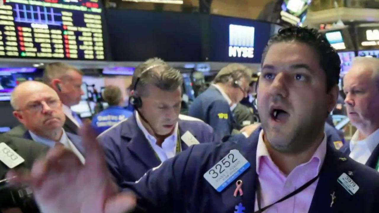 Wall Street woes: Brexit rattles trading-floor nerves