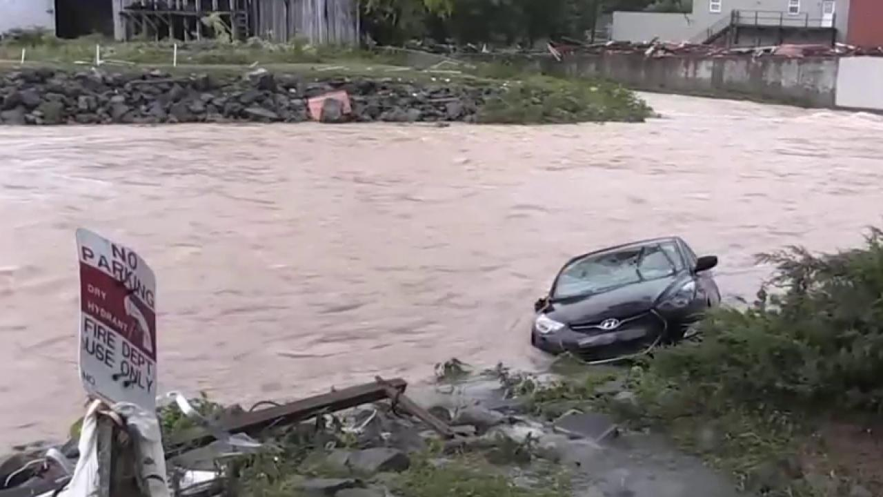 Deadly floods ravage West Virginia