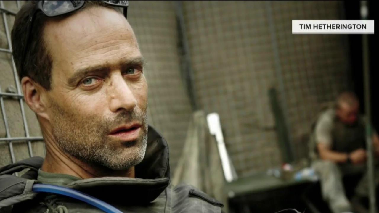 Sebastian Junger reveals Tribe will be his last book about war