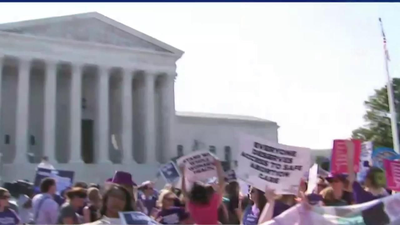 Supreme Court overturns Texas abortion law