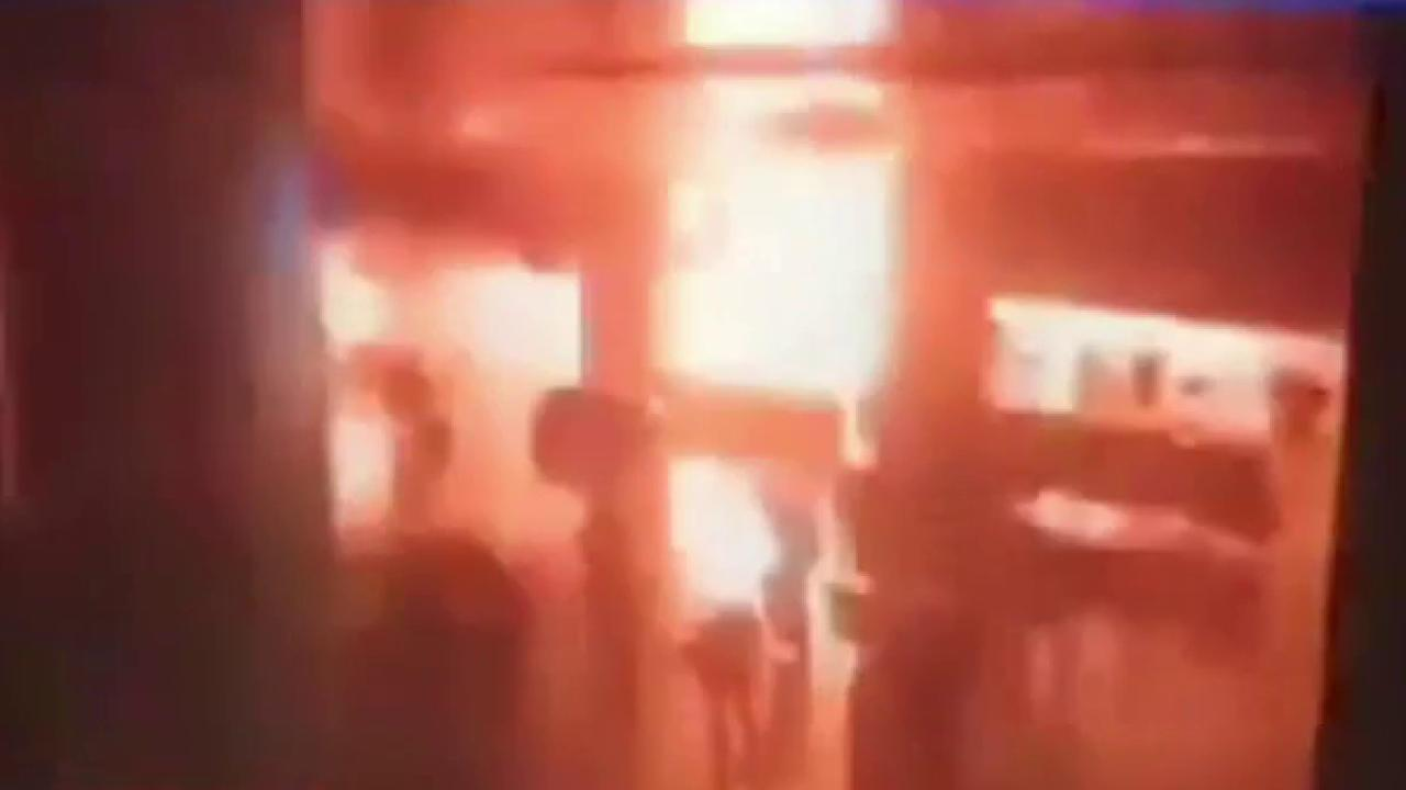 Video Shows Explosion at Istanbul Airport