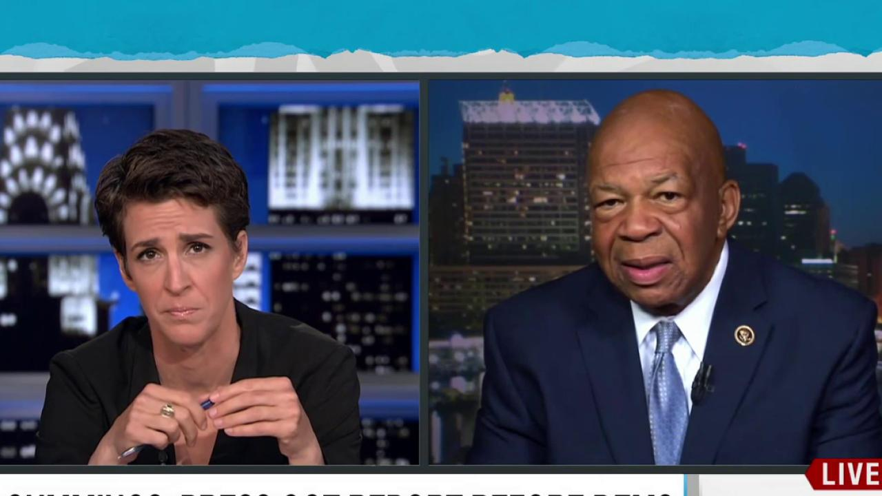 Cummings decries GOP Benghazi partisanship