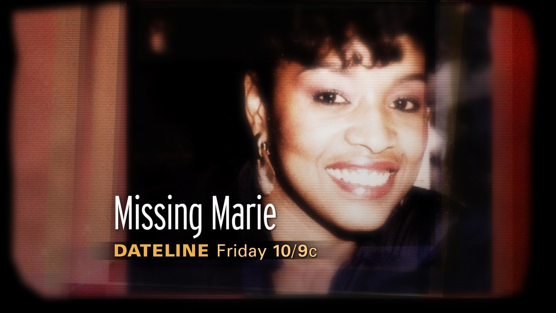 PREVIEW: Missing Marie