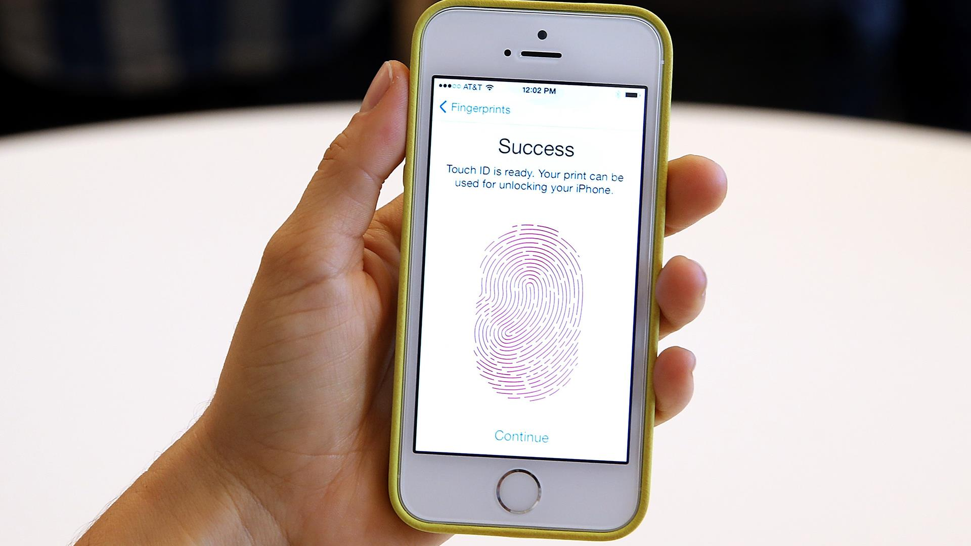 How Does the IPhone's Fingerprint Scanner Work? - NBC News