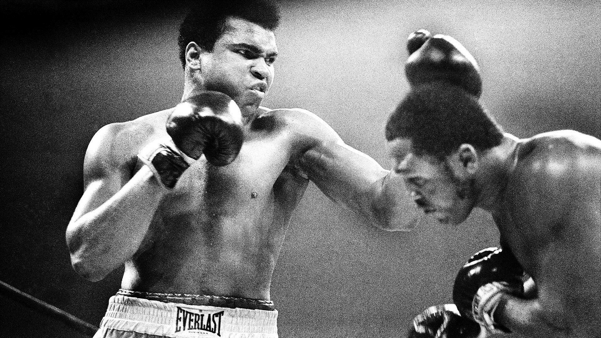 Muhammad Ali - cover