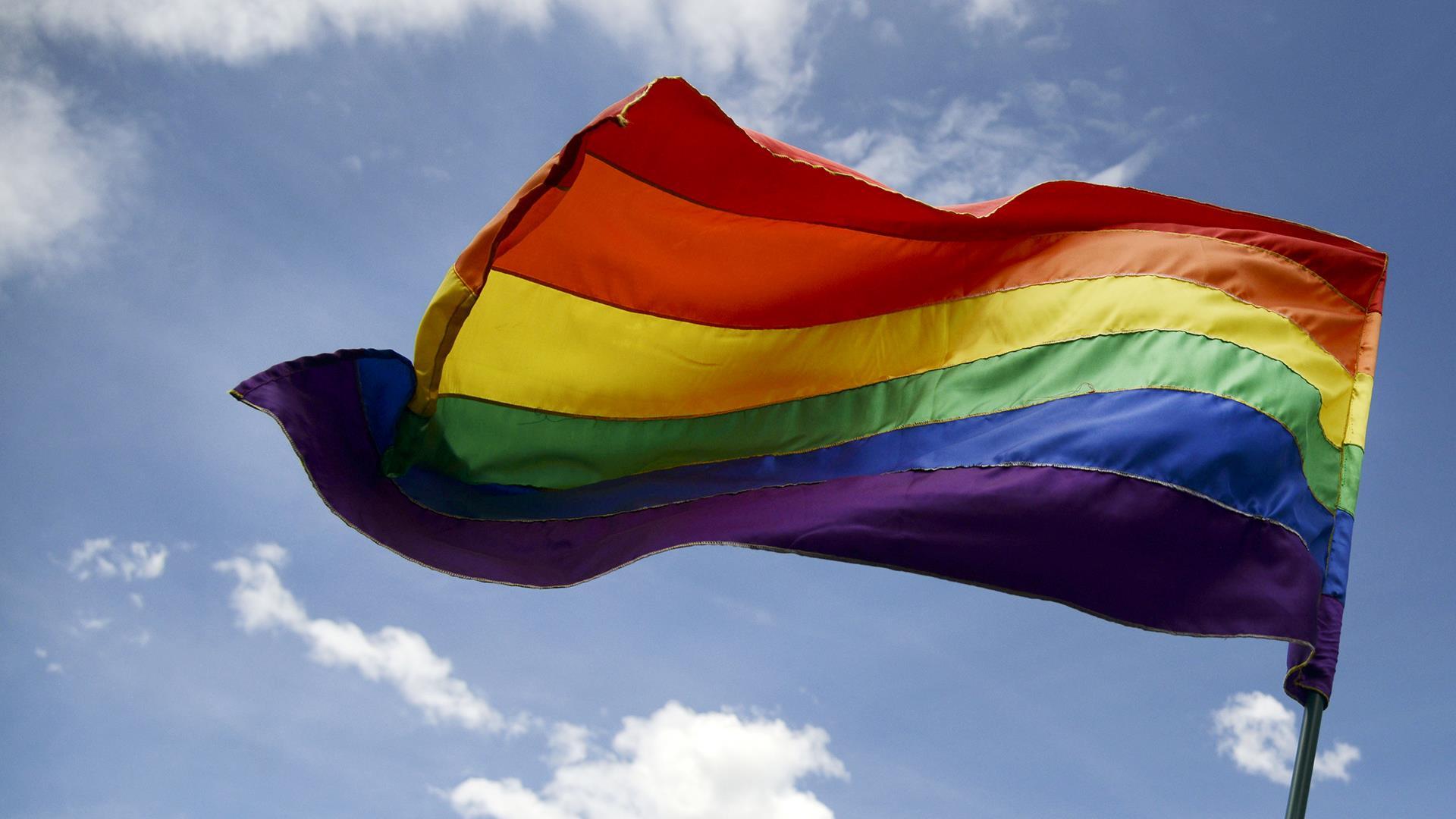 Controversy Flies Over Philadelphias New Pride Flag