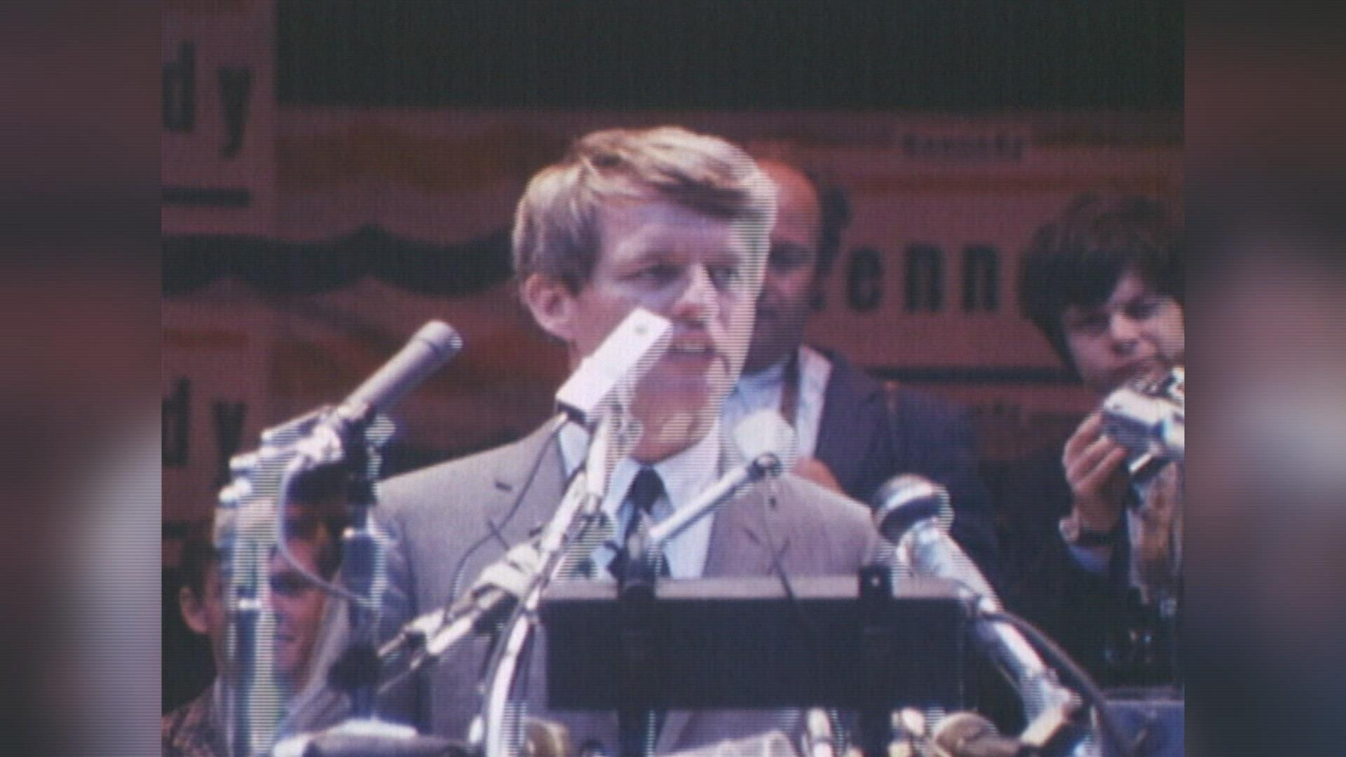 RFK: 'The choice really is up to you'
