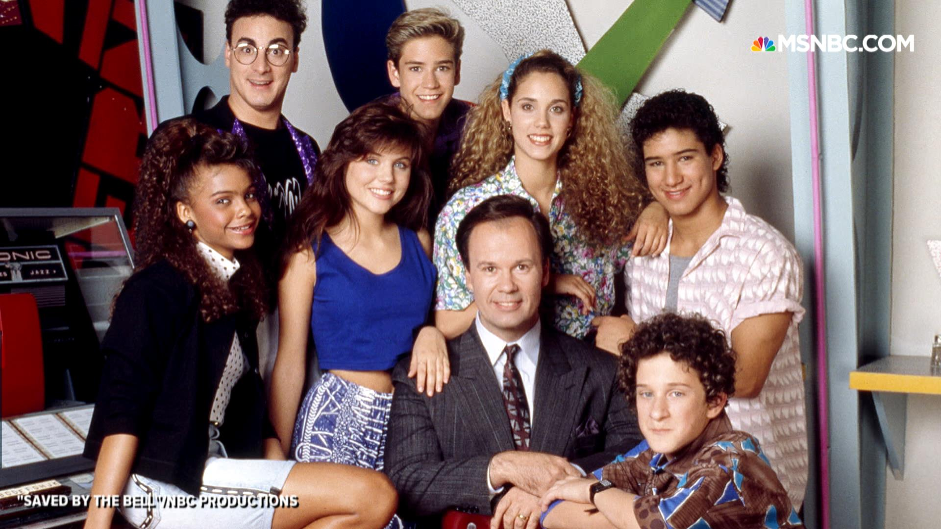 'Saved by the Bell's' the Max is back