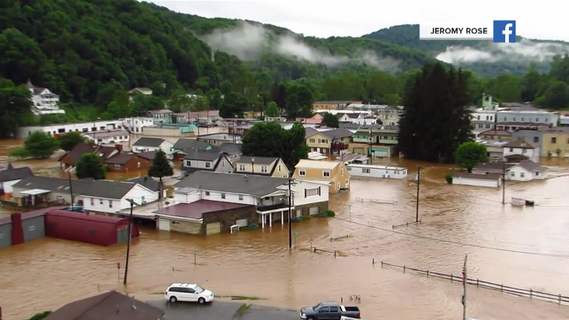 At least 4 dead in West Virginia after days of severe storms - NBC News