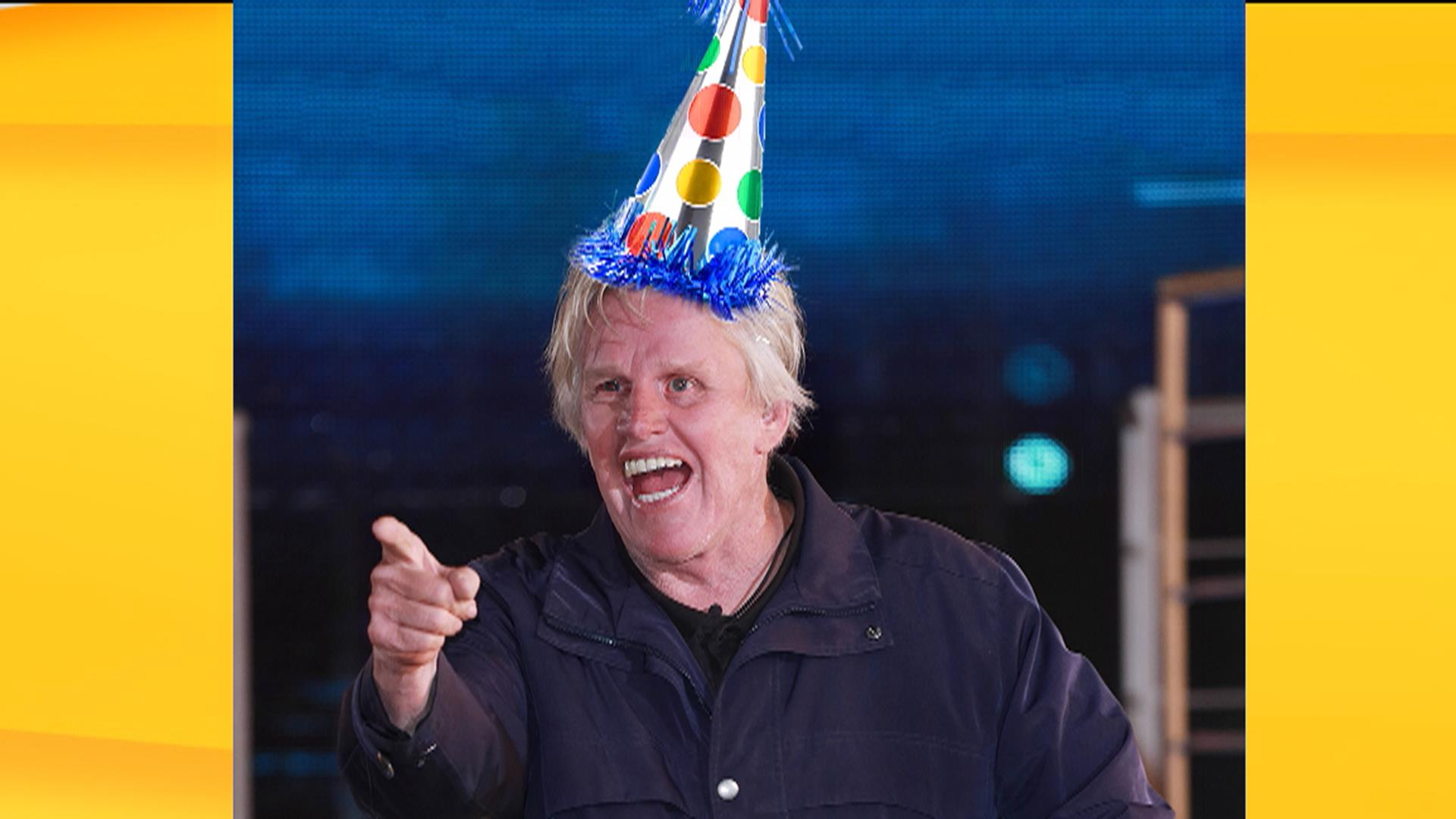 Happy Birthday, Gary Busey! See Willie Geists predictions for next week