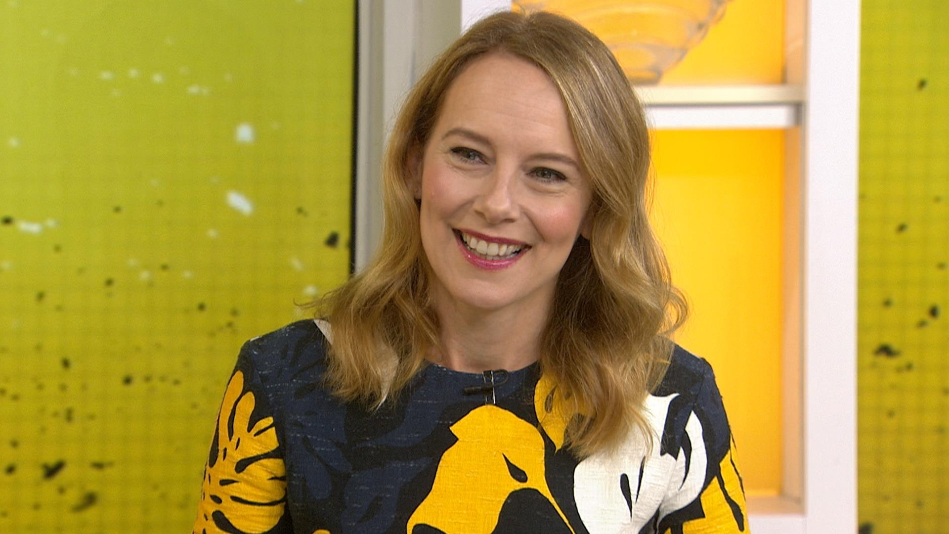 Watch Clare Bowen video