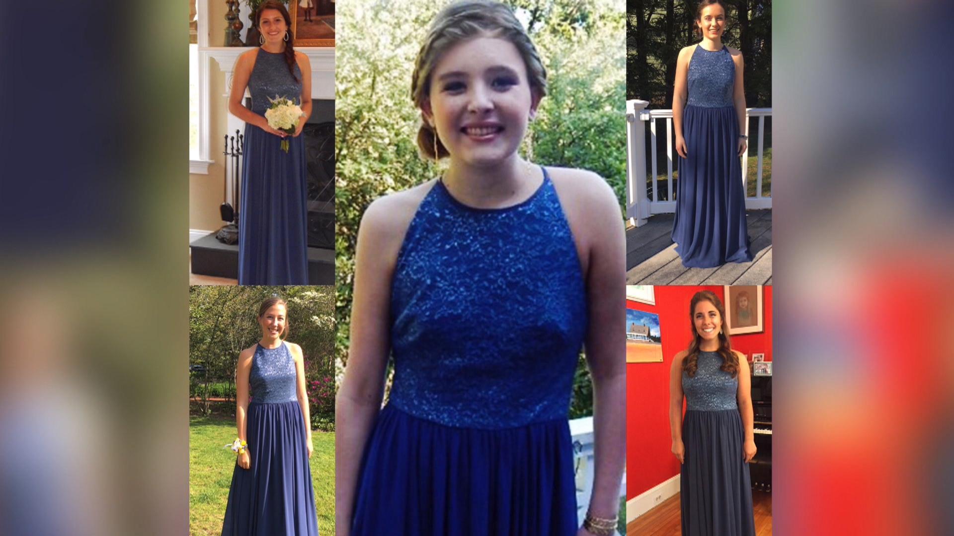 Same Prom Dress