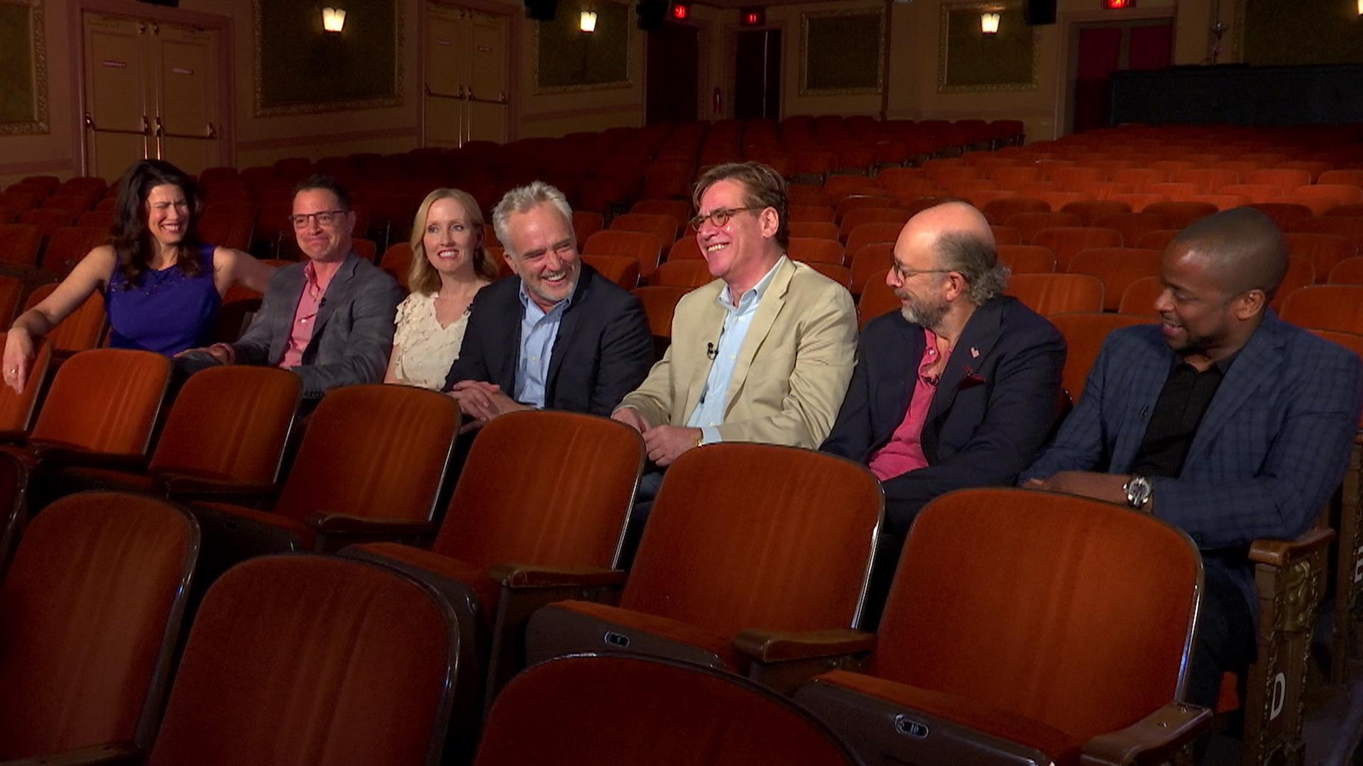 Full Interview West Wing Cast Reunites On Today 10