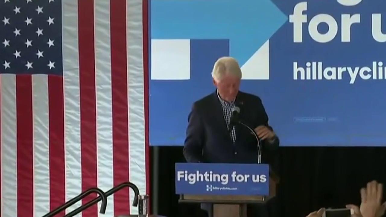 Bill Clinton's meeting with Lynch 'baffling'