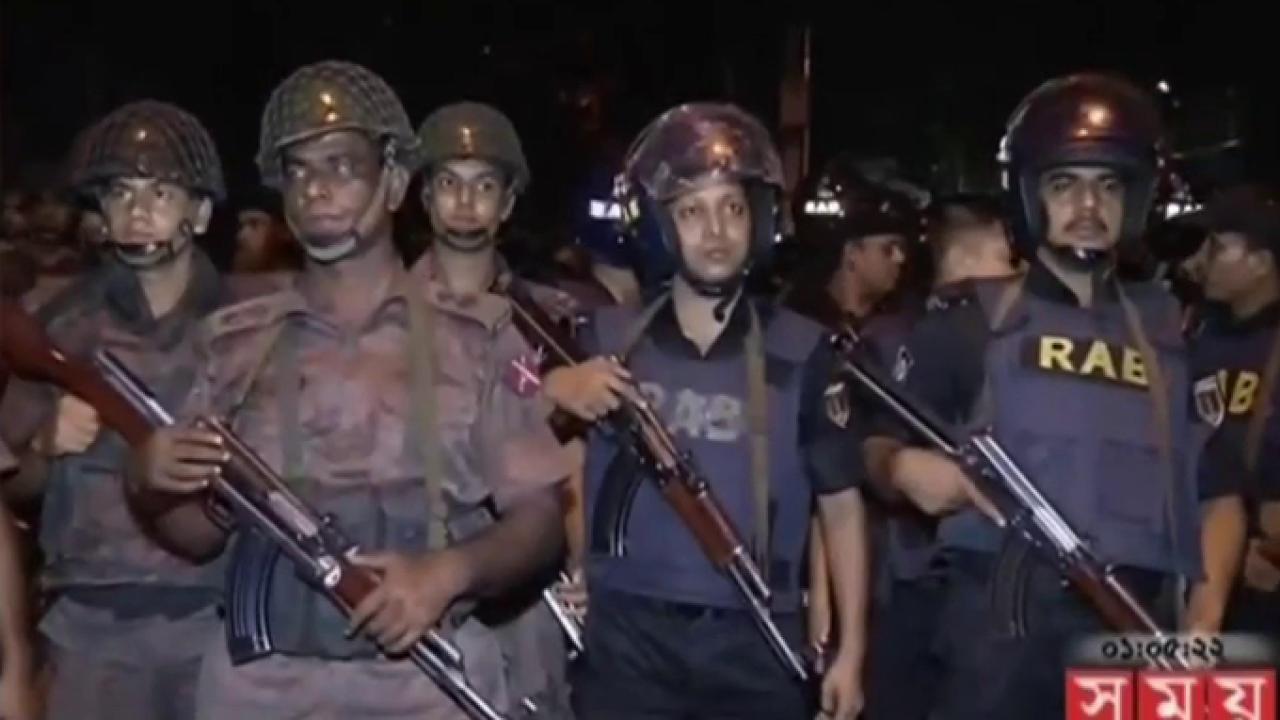 Gunmen Open Fire, Take Hostages in Bangladesh