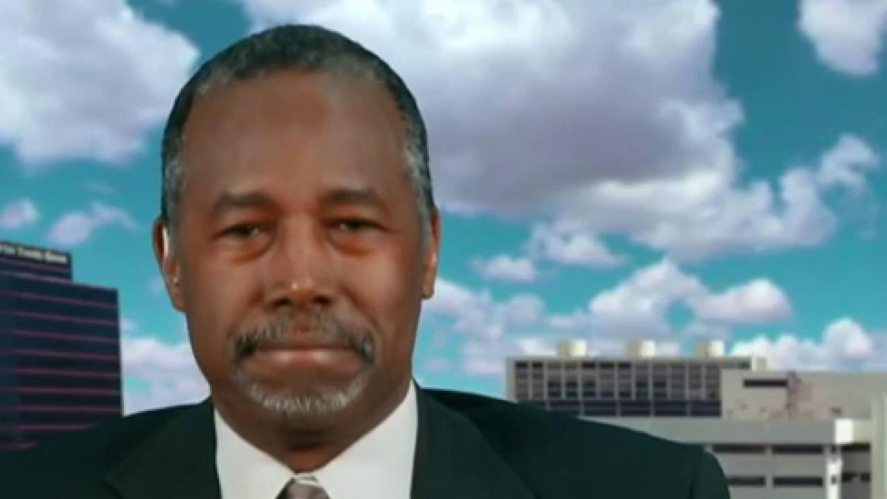 Dr. Carson: Clinton should have known better