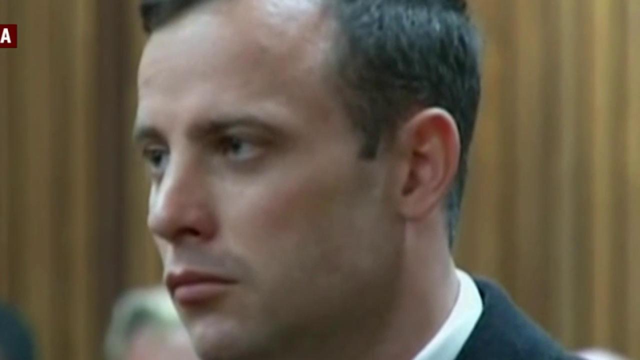 Oscar Pistorius sentenced to prison