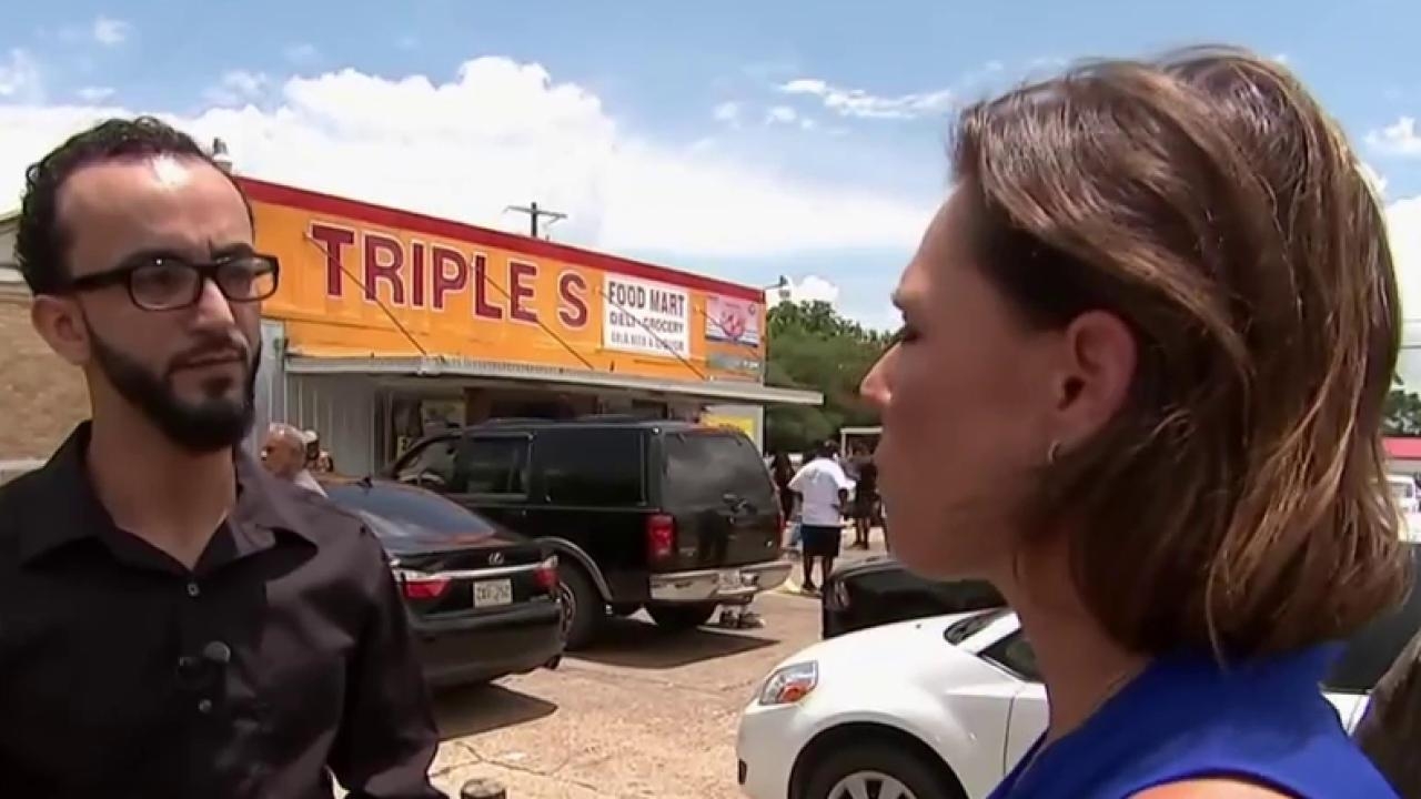 Baton Rouge store owner on Sterling killing