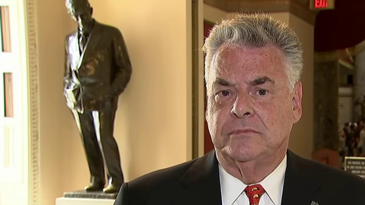 Rep. King: Republicans should embrace Comey